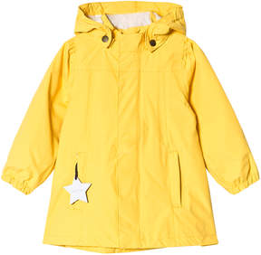 Mini A Ture Sunshine Yellow Waterproof Jacket