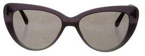 Prism Reflective Capri Sunglasses
