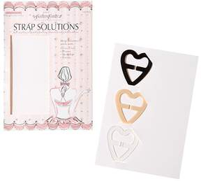 Fashion Forms Strap Solutions Bra Converters, Set of 3