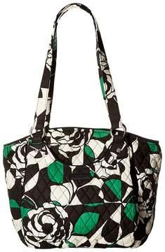 Vera Bradley Glenna Tote Handbags - IMPERIAL ROSE - STYLE