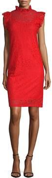 Alexia Admor Women's Lace Sleeveless Sheath Dress