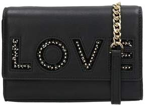 Michael Kors Ruby Black leather Bag - BLACK - STYLE