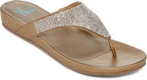 Yuu Marybeth Slip-On Sandals