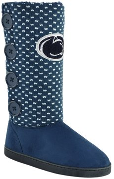 NCAA Women's Penn State Nittany Lions Button Boots