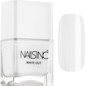 Nails Inc White Out Nail Polish