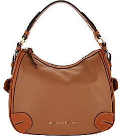 Dooney & Bourke As Is City Side Pocket Hobo - ONE COLOR - STYLE