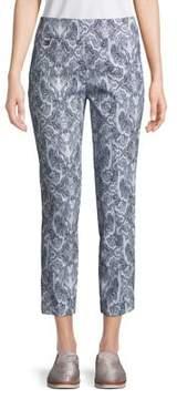 Context Paisley-Print Pants