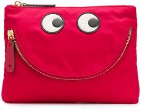 Anya Hindmarch Happy Eyes pouch