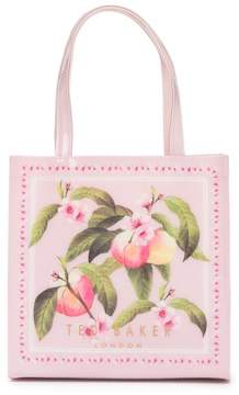 Ted Baker Amacon Peach Blossom Small Icon Tote
