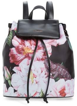 Ted Baker Jullie Iguazu Print Nylon Backpack