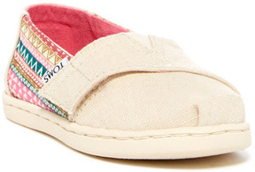 Toms Alpargata Geo Sneaker (Baby, Toddler, & Little Kid)