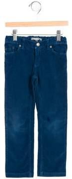 Bonpoint Boys' Corduroy Straight-Leg Pants