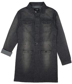 Hudson Harlow Denim Shirt Dress (Big Girls)