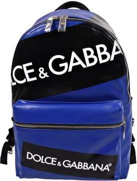 Dolce & Gabbana Vulcano Logo Backpack