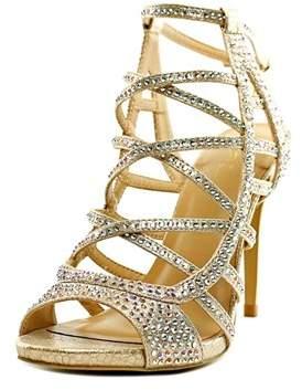 Thalia Sodi Clarisa Women Open Toe Canvas Sandals.