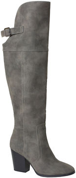 Easy Street Shoes Maxwell Womens Over the Knee Boots