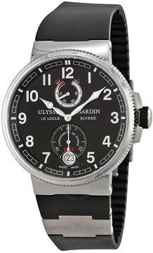 Ulysse Nardin Marine Black Dial Automatic Men's Watch