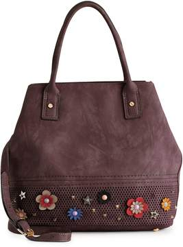 Mellow World Lilliana Flower Tote