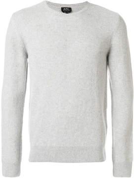 A.P.C. plain pullover