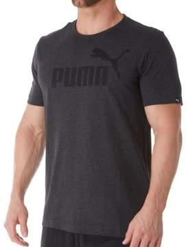 Puma 838243 ESS No. 1 Heathered Logo T-Shirt