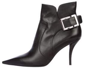 Roger Vivier Buckle Ankle Boots w/ Tags