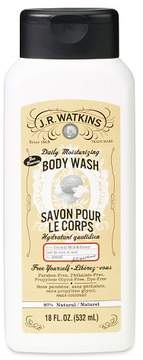 JR Watkins Coconut Milk & Honey Daily Moisturizing Body Wash
