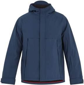 Prada Hooded padded ski jacket