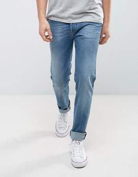 Replay 901 Taper Fit Jeans Light Wash