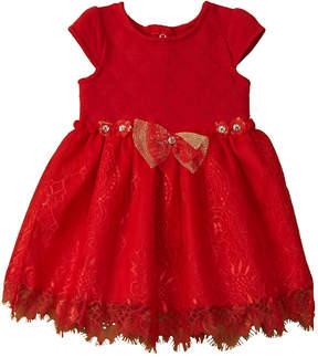 Nanette Lepore Girls' Quilted Dress