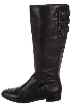 Rebecca Minkoff Leather Knee-High Boots