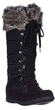 Zigi Madalyn Winter Snow Boots, Black.