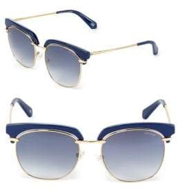 Balmain 142MM Clubmaster Sunglasses