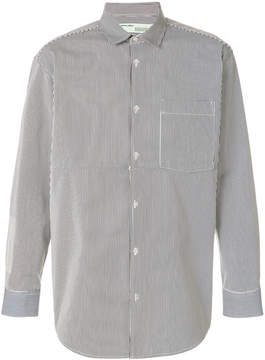 Off-White striped shirt