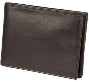 Steve Madden Glove Leather Passcase Wallet