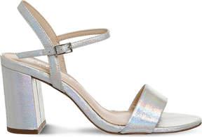 Office Millionaire metallic sandals