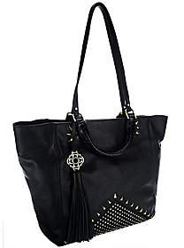 As Is Rafe Leather Medium Joey Tote