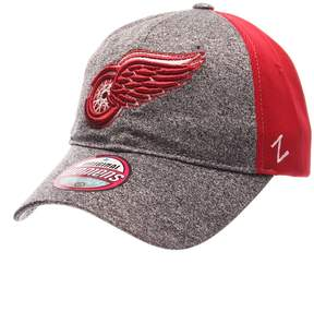 Zephyr Women's Detroit Red Wings Harmony Adjustable Cap