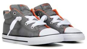 Converse Kids' Chuck Taylor All Star Street Mid Top Sneaker