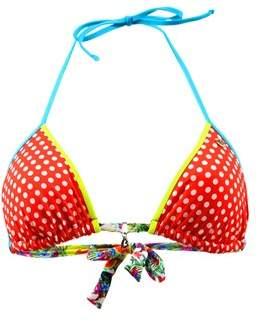 Bananamoon Banana Moon Red Triangle Bikini Teens Beachpoint Oko.