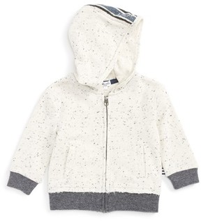 Splendid Infant Boy's Speckle French Terry Hoodie