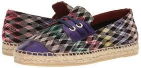 Missoni Faux Lace Front Espadrille Women's Shoes