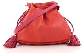 Loewe Pre-owned: Flamenco Bag Leather Medium.