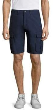 North Sails Howard Cotton-Blend Cargo Shorts