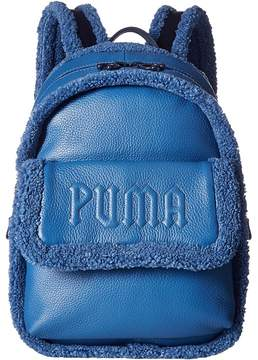 Puma x Fenty by Rihanna Mini Sherpa Backpack Backpack Bags