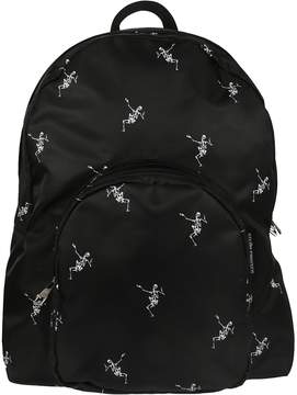 Alexander McQueen Dancing Skeleton Small Backpack