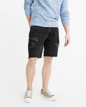 Abercrombie & Fitch Denim Cutoff Shorts
