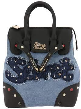Secret Pon Pon SECRET PON-PON Backpack Shoulder Bag Women Secret Pon-pon
