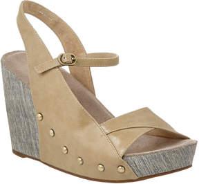 Antelope 714 Leather Wedge Sandal