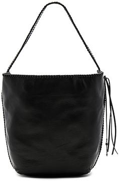 Mackage Luky Hobo Bag in Black.