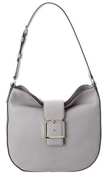 Kate Spade Healy Lane Lawrie Leather Shoulder Bag. - GREY - STYLE